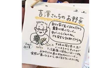天龍村旬の野菜(農産物)詰め合わせセット