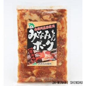 2-A10 みなみちゃんポーク 醤油味