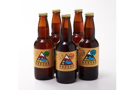 日本アルプスの溶けた水を使った「白馬クラフトビール」(長野県白馬村)