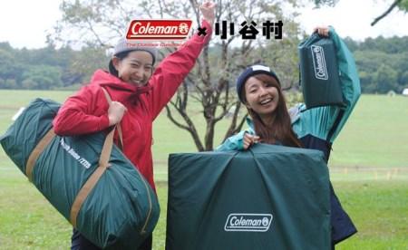 コールマン タフドーム/2725初心者安心テントセットでキャンプデビュー