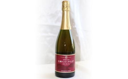 坂城産巨峰スパークリングワイン