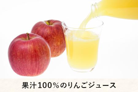 [0611]信州飯綱町 りんごジュース 1000mL×3本