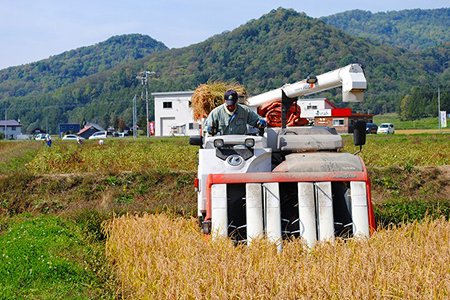【A39208】愛別町産米(ななつぼし2kg×2袋)
