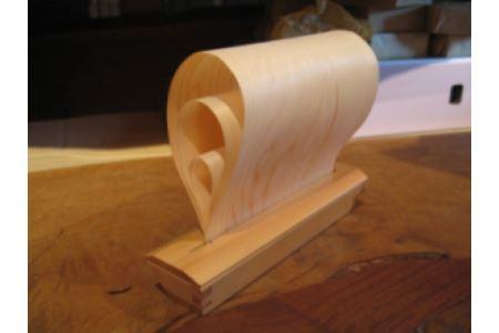 木製エコ加湿器「MAST(マスト)」