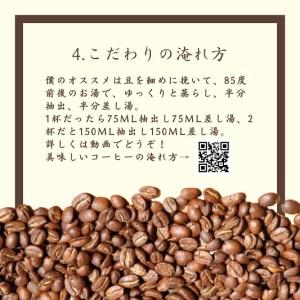 超希少種コーヒー豆『エチオピア ゲイシャ』ゲシャビレッジ農園 チャカ(ナチュラル)
