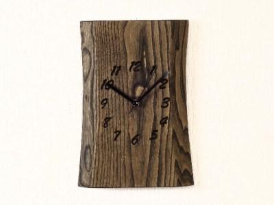 栗 一枚板時計 JTK001-OGK  D29-03