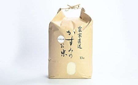M10S01 美濃加茂産のお米(10kg)