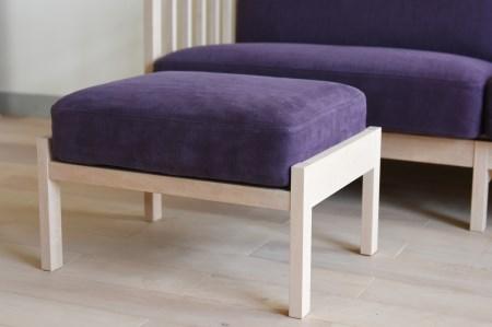 【10100006】n'frame Sofa Ⅰ L & n'frame Sofa Ottoman