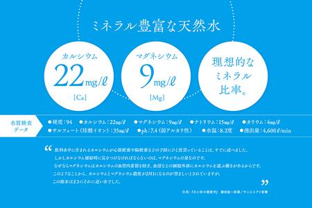 (19000100)定期配送 1年コース まいにちが、天然水。「大雪旭岳源水」