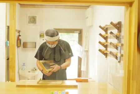 蕎麦打ち体験とお食事券セット 3名以上 最大5名まで  手打ちそば 体験 白川郷 [S006]