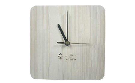 木製時計キット
