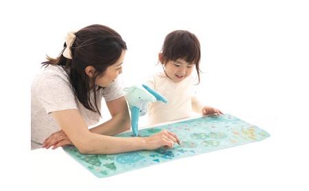 出産お祝いセット(14)(パタパタ・しまりす)