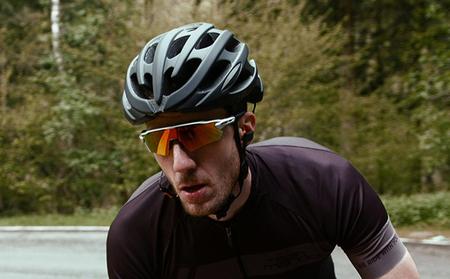 【V-MODA】スポーツワイヤレスイヤホン/BASS-FIT 黒【配送不可:離島】