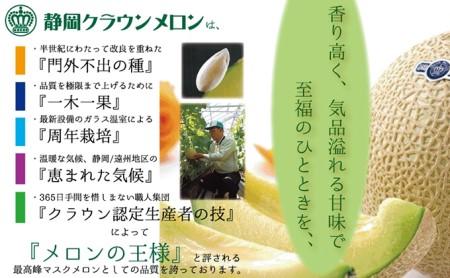 【訳あり】クラウンメロン 2玉入