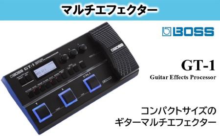 【BOSS】GT-1/ギター・エフェクツ・プロセッサー【配送不可:離島】