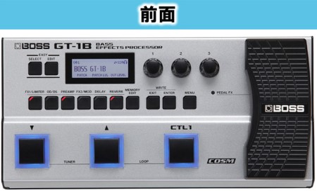 【BOSS】GT-1B/ベース・エフェクト・プロセッサー【配送不可:離島】