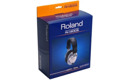 Roland ヘッドホン RH-200S【配送不可:離島】