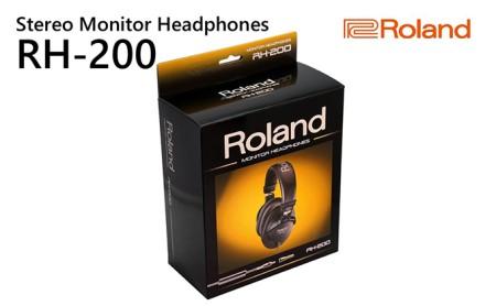 Roland ヘッドホン RH-200【配送不可:離島】