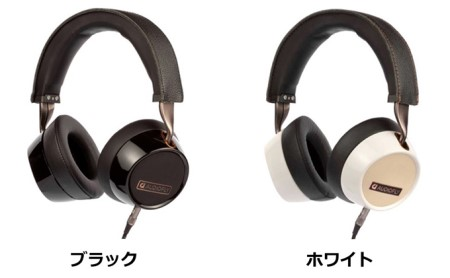 [№5786-7972]AUDIOFLY マイク付ヘッドホン (白)AF2401
