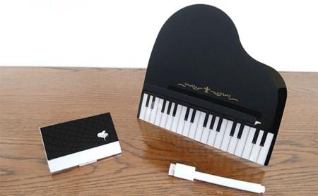 カッコいいピアノ雑貨