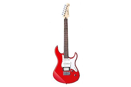 103ヤマハエレキギター(PACIFICA112V)(ソフトケース付)(ラズベリーレッド)