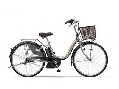 191_電動アシスト自転車(ナチュラM)[2018](26インチ・アッシュゴールド)