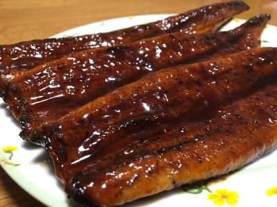 a20-229 うなぎ蒲焼ふっくら煮(約160g)3本