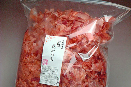 焼津産花かつお 500g入×48袋