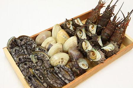 豪華海鮮バーベキューセット