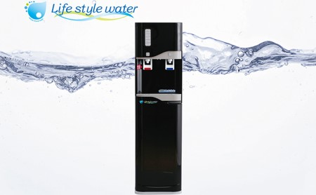 【12回定期配送】日本のおいしい天然水12L×2本(smart202ブラック)【配送不可:北海道・沖縄・離島】