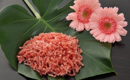 挽き肉2kg(500g×4)御殿場産「ふじのすそのポーク」