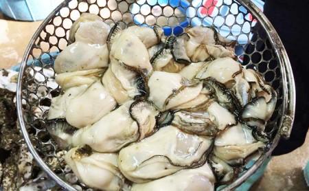 浜名湖養殖あらいの牡蠣プリ丸 むき身700g~800g加熱用