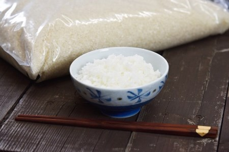湯の花 精米したてのお米5kg半年分
