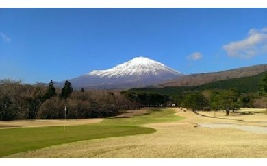 B-24 富士高原ゴルフコースプレー利用券 2枚