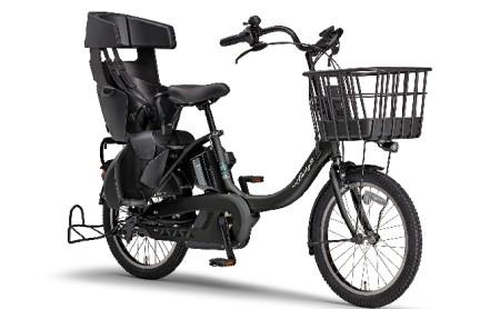 ⇒ 電動アシスト自転車 PAS Babby un SPリヤチャイルドシート 標準装備モデル マットブラック2 ふるなび