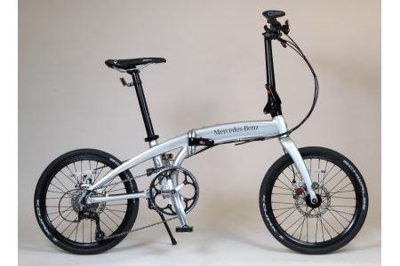 メルセデス・ベンツ 20型折りたたみ自転車 MB‐20FD‐ST9