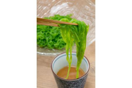 ほうれん草蒟蒻つけ麺ギフト(贈答品)