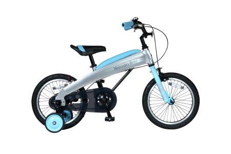 メルセデス・ベンツ 16型子供用自転車 MB‐16 色:ライトブルー