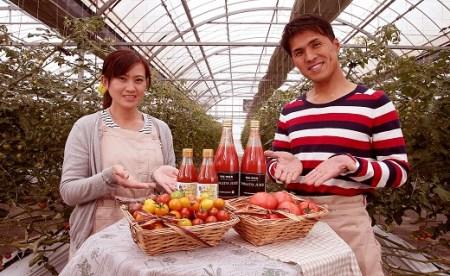トマト好きにはたまらない 贅沢なトマトセット