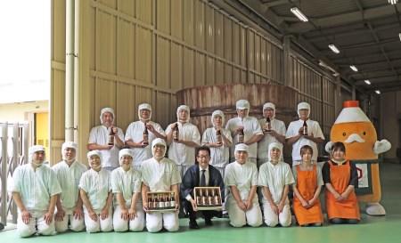 七福醸造の白だしいろいろセット H001-011
