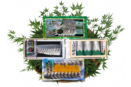 酢〆専門店お試しセット H021-006