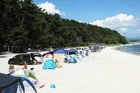 白ひげビーチで美しい絶景体験を
