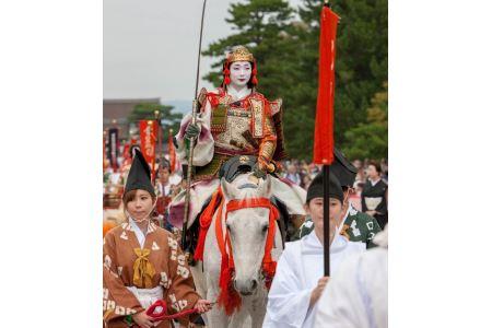 時代祭(10月22日)~千年の都の歴史を振り返る~