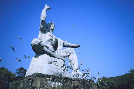 平和を願う祈りの空間「平和公園」