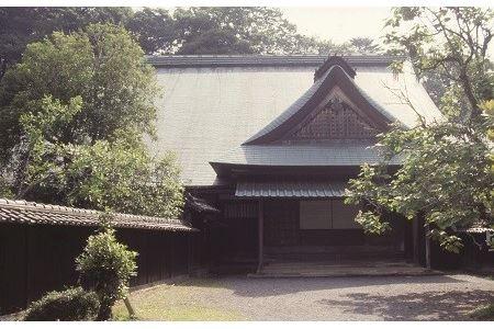 重要文化財・江川邸