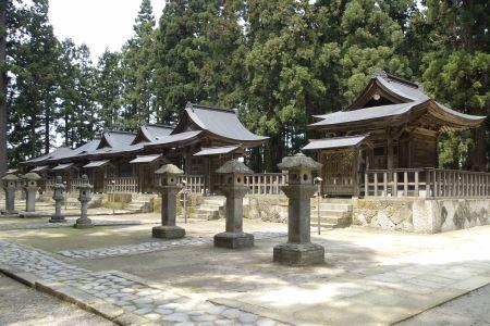 米沢藩主上杉家墓所(御廟所)