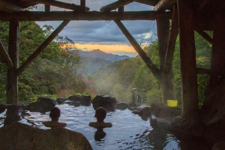 温泉(米沢八湯)