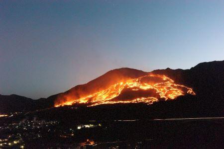 ③扇山火まつり
