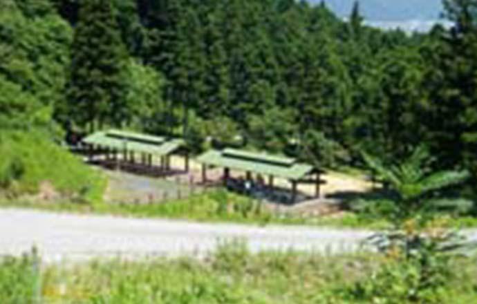 大津谷公園キャンプ場