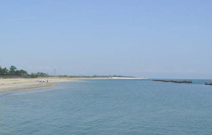 大淀海岸 海水浴場